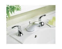 Kohler Widespread Bathroom Faucet by Faucet Com K 15261 4 G In Brushed Chrome By Kohler
