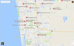 Cape Coral Florida Map Sw Florida Maps Of Interest