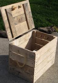 Build A Toy Box With Lid by 12 Amazing Diy Pallet Projects Pallets Purpose And Pallet Projects