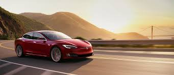 electric cars tesla tesla software update speeds up its electric cars inquirer