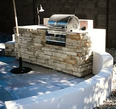 Patio Grills Built In Custom Grills And Outdoor Cook Areas Berry U0027s Custom Landscapes