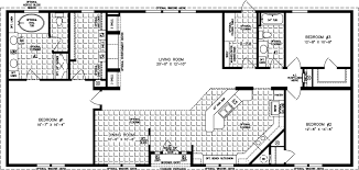 Double Wide Floor Plans With Photos 2000 Sq Ft And Up Manufactured Home Floor Plans