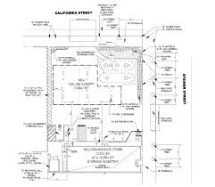 gas station floor plans socketsite plans for pac heights gas station site might surprise