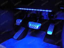 Lights For Car Interior Where Would Be Some Good Places To Put An L E D Strip 8th