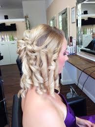 Hochsteckfrisurenen Halboffen Locken by Hochsteckfrisuren Haar Ambiente Friseur Salon Kastl