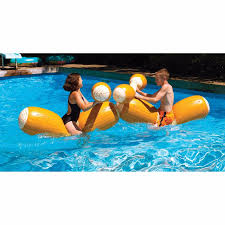 Inflatable Kids Pool Kids Pool Floats Inflatable Blow Up Water Swimming Toys Log Flume