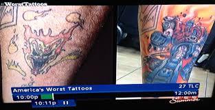 tattoo ideas for juggalos and jugalettes jeckel brothers tattoo covered up on u201camerica u0027s worst tattoos