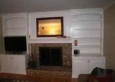 ikea fireplace hack image result for ikea built in hack for the home pinterest