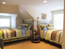 cottage kids bedroom with carpet by ramsey engler ltd zillow