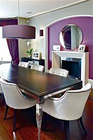 Purple Table L Purple Dining Room Table Purple Grey Dining Room Contemporary With