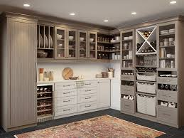 Create Storage Space With A More Kitchen Space With Custom Pantry Storage California Closets