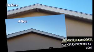 painting house painting house exterior trim facia boards how to prep paint worn