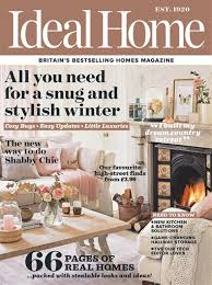 home magazine ideal home magazine november 2016 subscriptions pocketmags