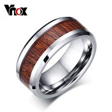 wedding ring men aliexpress buy vnox 100 real tungsten carbide ring men s