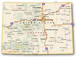 wray colorado map colorado counties maps cities towns color