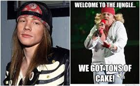 Axl Rose Meme - axl rose molesto con sus memes exige a google que los borre tiempo