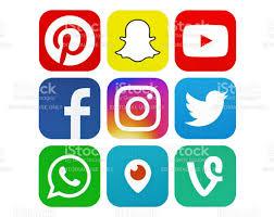 popular social media icons stock photo 532980574 istock