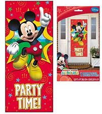 mickey mouse decorations mickey mouse party hanging decorations ebay