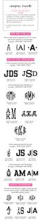 personalization 101 initials inc