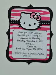 hello kitty baby shower invitations home design