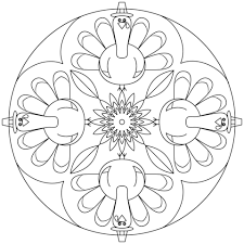 thanksgiving mandala coloring pages mobile coloring thanksgiving