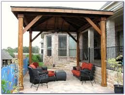Free Standing Wood Patio Cover Plans by Stand Alone Patio Cover Home Design Ideas And Pictures
