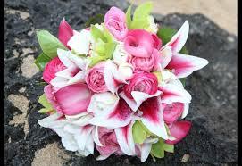 wedding flowers kauai stargazer wedding bouquets kauai wedding kauai weddings