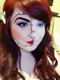 Halloween Costumes Broken Doll Halloweek Broken Doll Loved Broken Doll Makeup