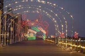 virginia beach christmas lights 2017 mcdonald s holiday lights at the beach virginia is for lovers