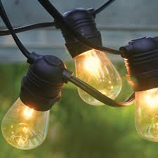 Edison Patio Lights Outdoor Lighting Commercial Grade Outdoor Led Lights
