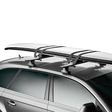 Ford Escape Kayak Rack - thule ford escape 2013 2016 sup shuttle paddleboard carrier