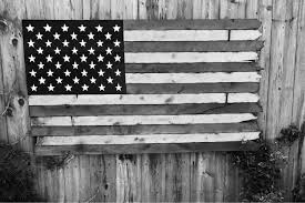 Reclaimed Wood Flag Reclaimed Wood American Flag With 50 Stars