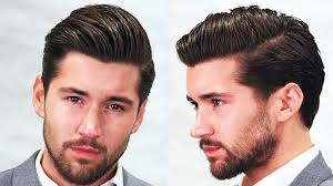 the gentleman u0027s haircut awkward stage hairstyle let your hair