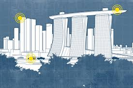 singapore is taking the smart city to a whole new level wsj