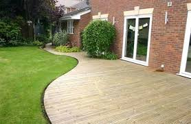 Garden Decking Ideas Photos Small Decked Garden Ideas Garden Decking Photo Small Back Garden