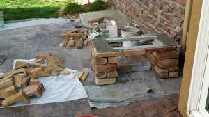 building stone benches broomfield landscape contractor youtube