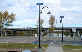 Solar Led Street Lighting by Solar Street Lighting Solar Street Lamps Solar Outdoor Lighting
