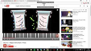 this is how i make synthesia videos sheets to roblox virtualpiano