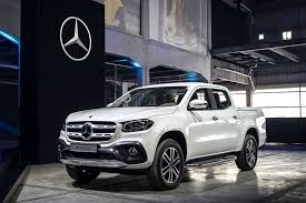 mercedes truck why the mercedes x class truck won t come to america trucks com