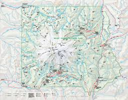 Mt Diablo State Park Map by Use This Map To Get Your Bearings On The Main National Park