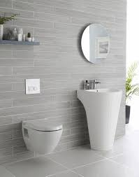 large white tiles for bathroom small pivoted mirror black