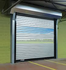 Roll Up Doors Interior Dynaco High Speed Roll Up Doors For Interior Exterior Use