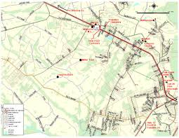 Valdosta Map Glynn County Georgia Genealogy U0026 History Site Index