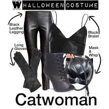 Homemade Catwoman Halloween Costume 25 Diy Catwoman Costume Ideas Catwoman