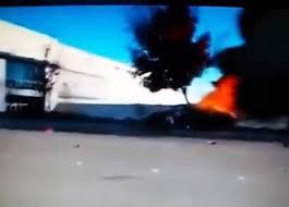 paul walker crash video does it show escape attempt the