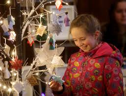 craft fair marks successful start of city u0027s christmas campaign