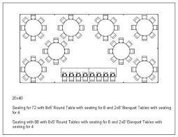 10 best images of banquet tables for seating chart banquet table