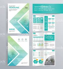 layout page null page layout for company profile annual report and brochure layout