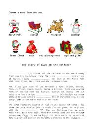 story rudolph red nose reindeer