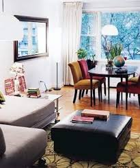 Living Room And Dining Room Combo 14 Living Room And Dining Room Makeovers Real Simple